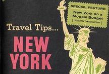 New York / Love story.