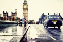 London Calling / London is my absolute favourite city in the whole world! / by Luisa