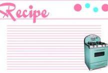 PRINTABLES: Cards & Recipe Cards / by Diane Cabral