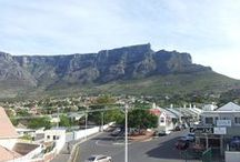 Cape Town Love / Some Cape Town sights to see.