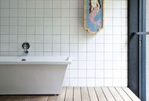 Interiors: bathrooms / by Natasha Storm Figueroa Husted