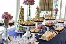 Dessert Tables / Dessert Buffets & Displays / by Revtgunn - The Soul Fashionista
