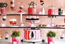 Candy Buffet, Bouquets & Other Edible Bouquets / Fun & Creative Edibles / by Revtgunn - The Soul Fashionista