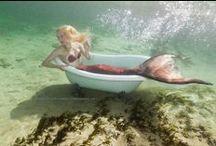 Mermaid spew
