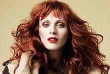 Red hair yas