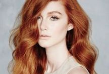 Red / Red hair color inspiration