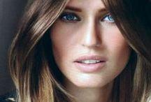 Brunette / Brunette Hair Color Inspiration