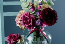 Flower Power / A collection of our floral interiors that you can add to your wedding gift list.