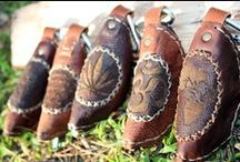 Mini Mystic Creations / Beautiful Handmade Leather mini  Creations by Mystic Tribe
