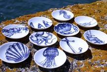 By the Sea / If you're feeling nautical, you'll love our inspirational board of all wedding gifts for the seaside!