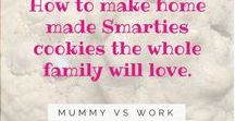 Cookies!! / Delicious recipes to make home made cookies for everyone!