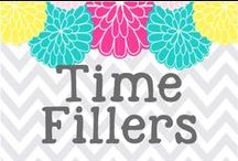 Time Fillers