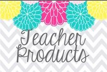Teacher Products