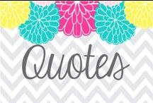 Quotes to Teach by