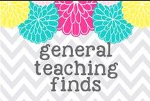 General Teaching Finds