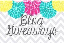 Blog Giveaways!!!