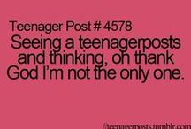 Me All Over... / I used to think I was the only one who was like this...