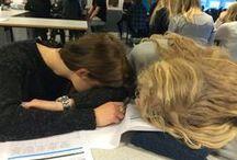 #9l uge 2 af Emilie Kaxe / Dagligdagen i #9l på Klostermarksskolen i Roskilde. Redigeret af Emilie Kaxe