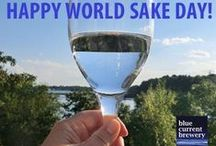 Sake in the News