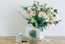 WEDDING FLOWERS / Bouquets and everything else floral