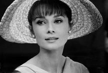 Audrey / Audrey Hepburn / by Georges Lombart