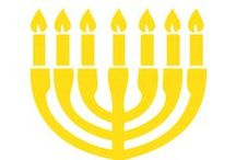 Hanukkah Stickers & Decals / by Custom Car Stickers & Decals