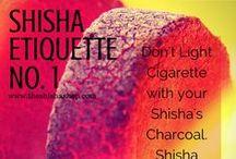 Shisha Smoking Etiquettes / Always follow these manners while smoking shisha.