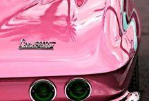 Roze / Favoriet colour