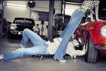 Like an angel in JEANS... / angesagte, trendige Jeans für Damen, der besten Designer, Made in Italy