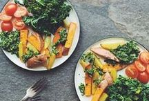 savoury meals / Healthy lunch and dinner ideas for your table!