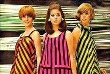 Мода ярких 60-х / Мода ярких 60-х