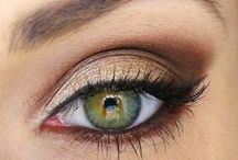 EYE MAKEUP / Inspiration for new eye makeup looks and ideas to try out