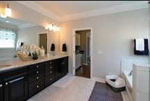 Our Baths / No DIY projects needed here! These new construction homes in Charleston, SC have brand new bathrooms with tons of upgrade options!