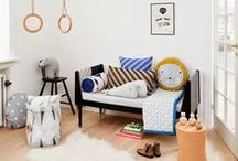 Little flea interiors // kids homewear / Gorgeous childrens interiors and home wear inspiration for nursery, kids bedrooms and playrooms.