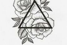 roses(for tattoo)