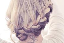 Skönhet, kläder och hår
