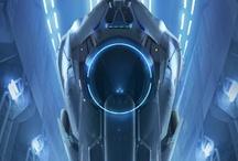Sci-fi / by Mike Mu