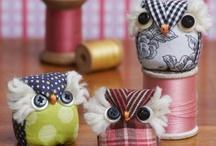 Textile creations / by Yvonne Ashton