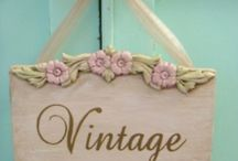 Decorating Ideas - Shabby Chic, Vintage, French Country... / by Jana de Leon