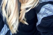 hair colours& styles
