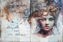 art journal / by Anne McChristie