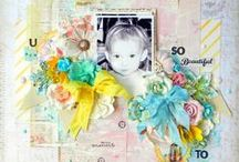 scrapbooking / by Anne McChristie