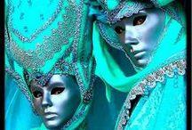 Mascaras Venecianas / by Isabel garcia