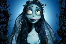 """Animated / The Corpse Bride: """"Isn't the view beautiful? It takes my breath away. Well, it would if I had any.""""  / by Donavan Mynhardt"""