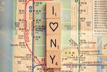 I Love N.Y. / by antonio montana