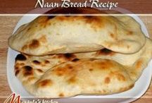 Indian Bread Recipes / The best Bread recipes from Manjula's Kitchen.
