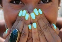 From my fingers to my toes- nail polish / by Tonya D Pace