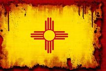 ¡Nuevo Mexico! / Home is where the heart is...the Land of Enchantment!  / by Sarah Jeanne Tennyson-Halliday
