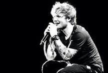 Ed Sheeran / Hello Handsome!! / by Jocelyn Ouzts