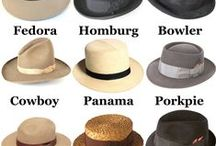 Hair, Hats, Headgears
